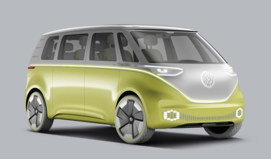 2022 VW Microbus What You Need to Know about the Upcoming Release
