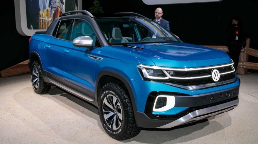 2022 Volkswagen Amarok Release Date for the Market