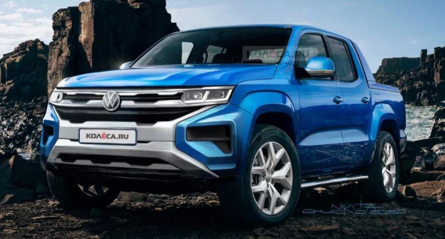 2022 Volkswagen Amarok USA, Price, Release Date, Redesign