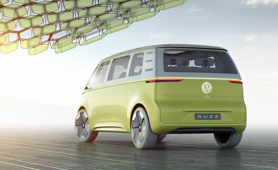 2022 Volkswagen Bus Colors