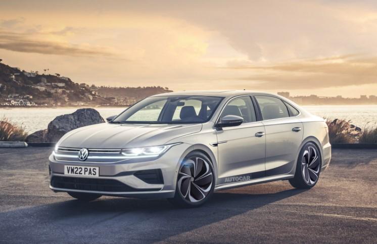 2022 Volkswagen Passat Has Received a Green Light