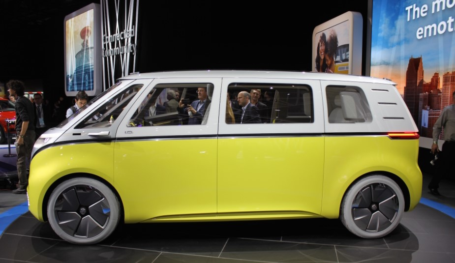 The release of the 2022 VW Microbus is going to shake the world of travel
