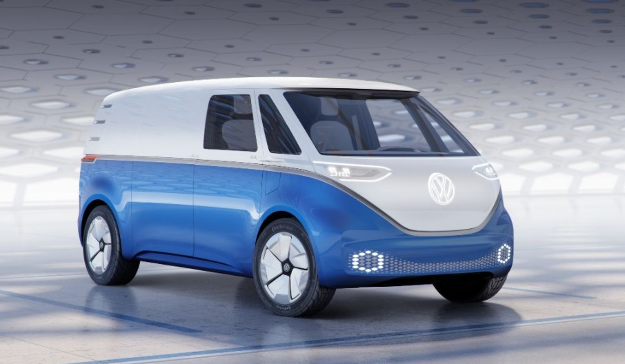 Volkswagen 2022 Van Interior Along With The New Technology