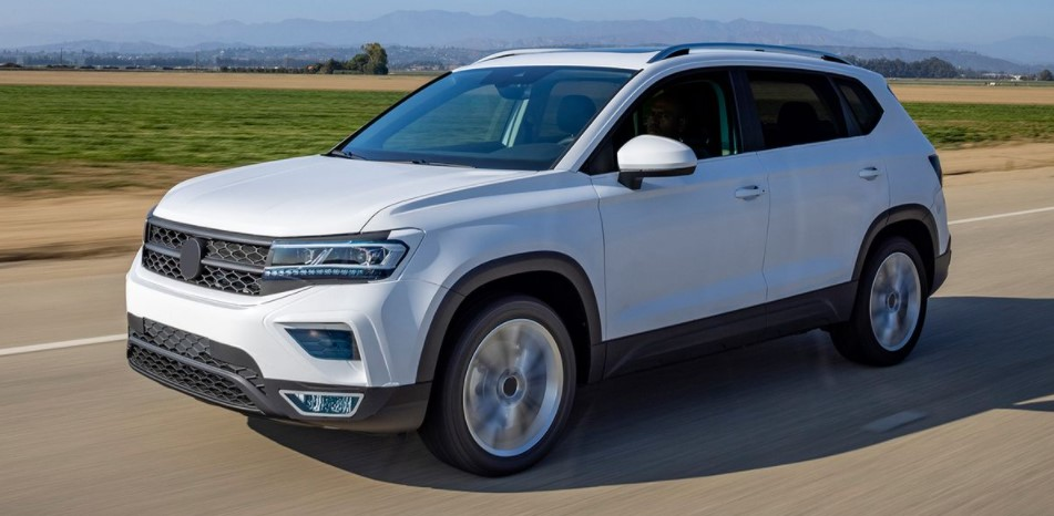 2022 VW Taos Canada Colors, Release Date, Interior