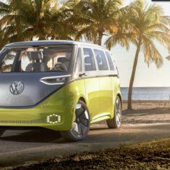 2022 VW I.D. Buzz