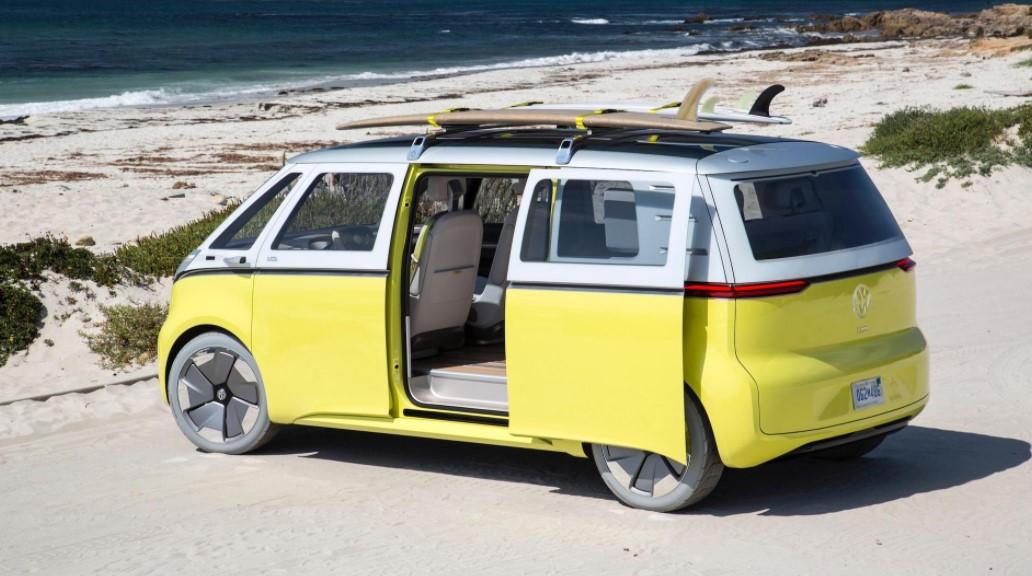 2022 Volkswagen I.D. Buzz