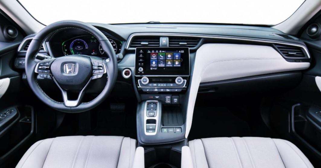 2023 Honda Accord Redesigned Plan in the Interior Cabin