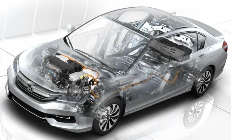 2023 Honda Accord Sport Interior and Exterior Design