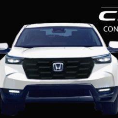 2023 Honda CR-V Redesign, Spy Photos, Concept