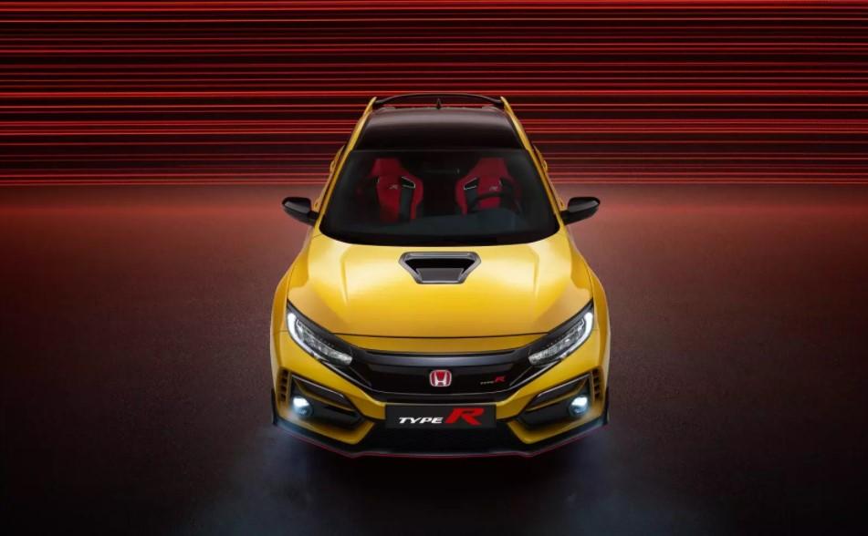 2023 Honda Civic Type R Redesign