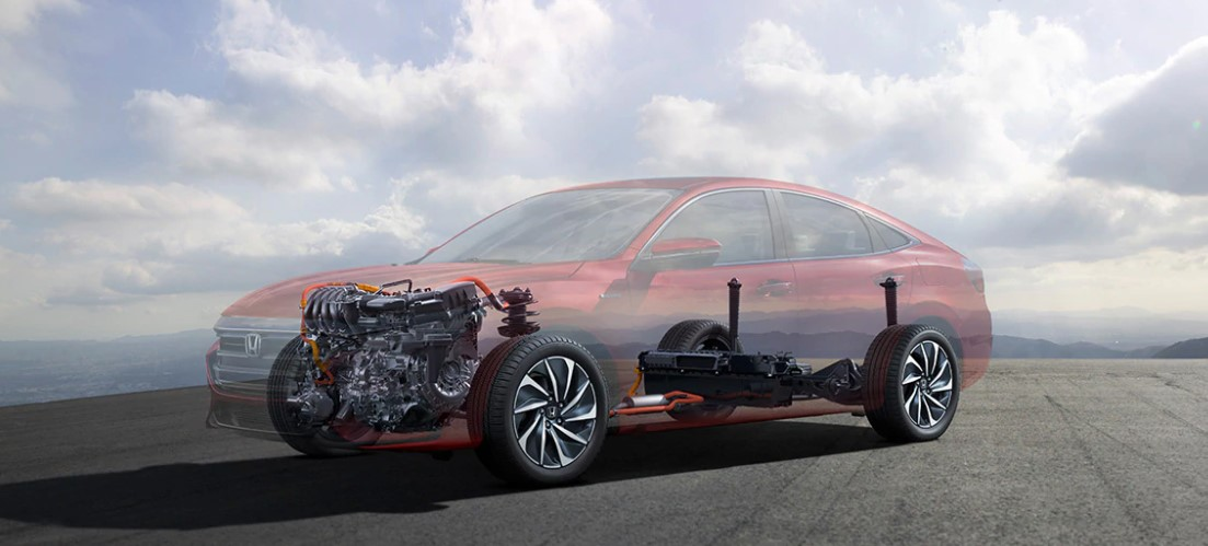 2023 Honda Insight Engine and Performance
