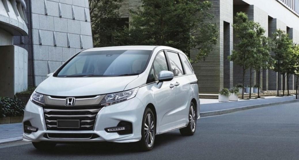 2023 Honda Odyssey Redesign & Release Date