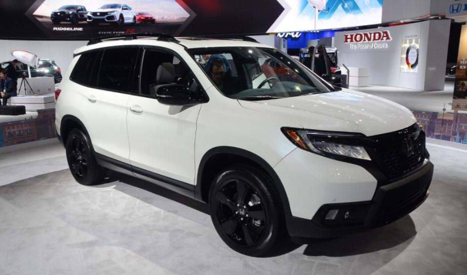 Possible Updates for 2023 Honda Passport