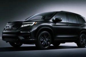 The Updated Design for 2023 Honda Pilot
