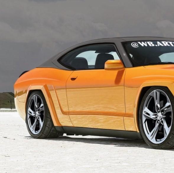2022 Chevy Chevelle Concept