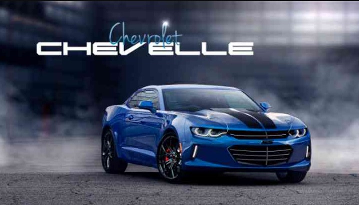 2022 Chevy Chevelle SS Concept Rumors