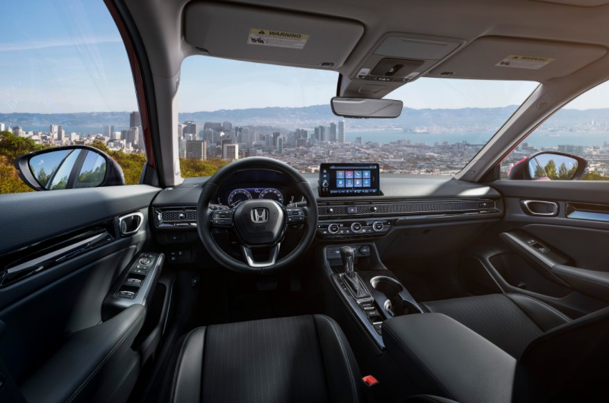 2023 Honda Civic SiInterior