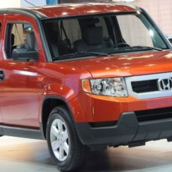 2023 Honda Element Price and Release Date