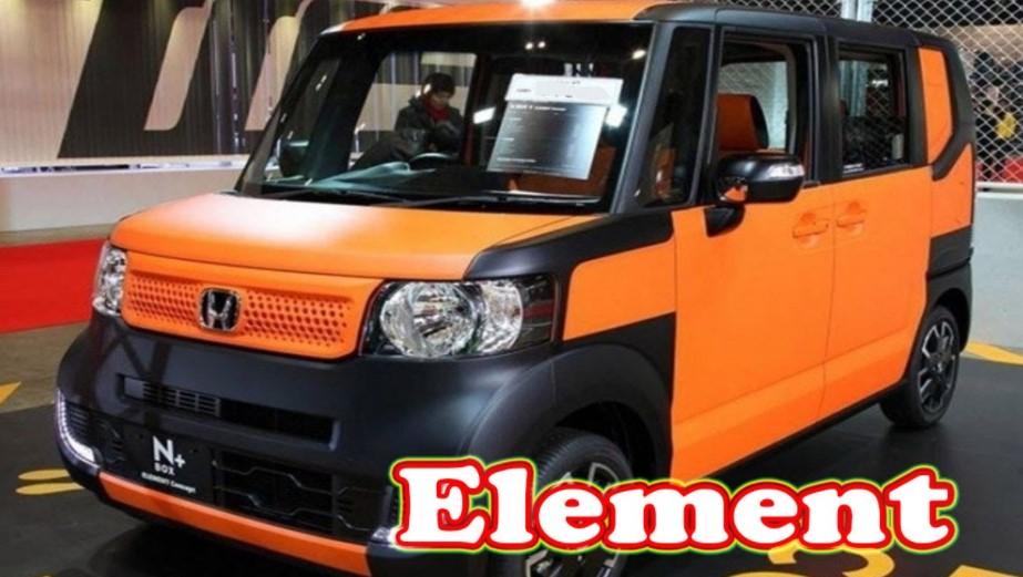 2023 Honda Element Styling Options