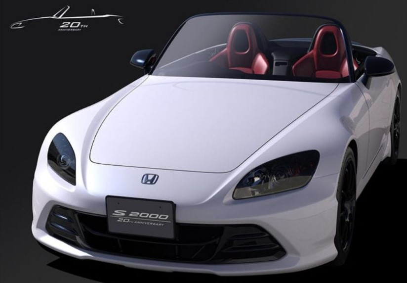 2023 Honda S2000 Engine and Performance