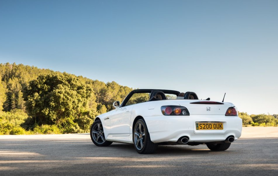 2023 Honda S2000 Release Date and Price