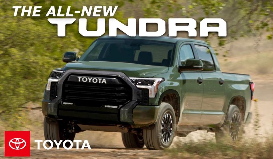 2023 Toyota Tundra Redesign, Interior, Release Date