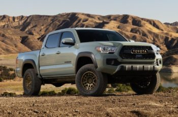 Exciting Updates for 2023 Toyota Tacoma