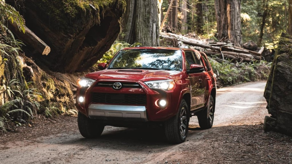 Looking Stylish and Rugged with 2023 Toyota 4Runner
