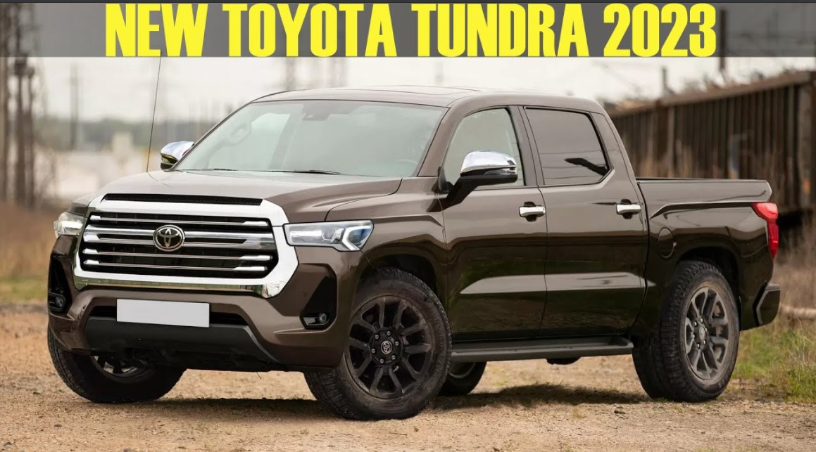 What's Next for 2023 Toyota Tundra